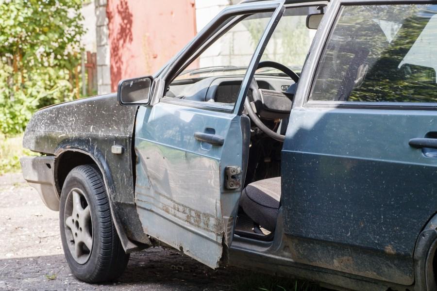 Junk Removal Car