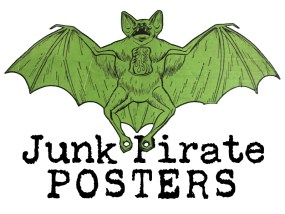 Junk Pirate Posters