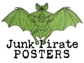 Junk Pirate Posters