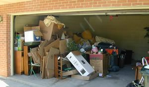garage junk removal service MD