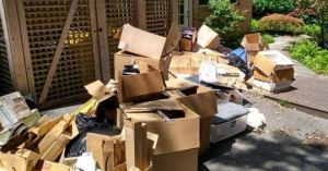curbside junk removal hauling maryland