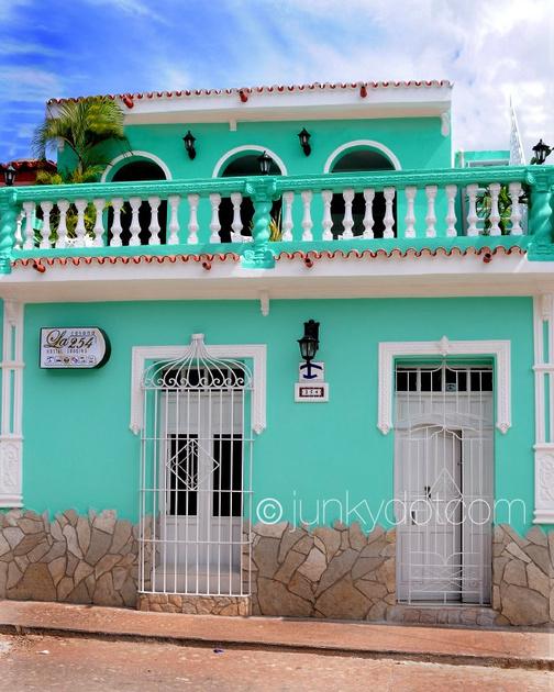 Casa La Casona 254  Trinidad  Cuba Junky Casa Particular