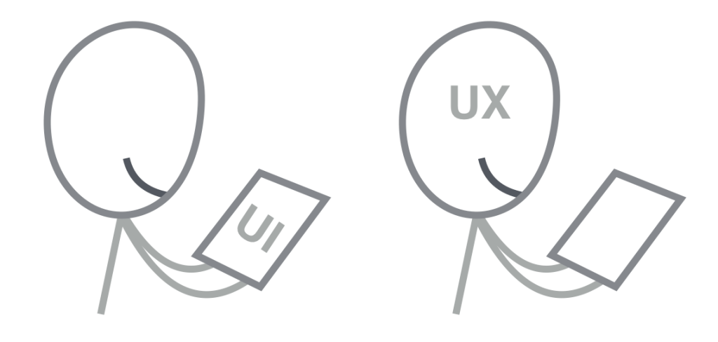 UI UX difference
