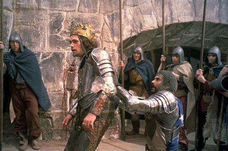 Macbeth was slain by Macduff.