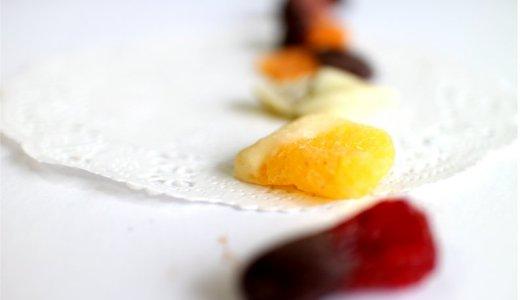 チョコと果実の最強コラボ!セレブ御用達コンパーテス「ラブフルーツミックス」