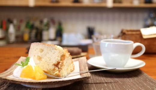 大須『THESHOP十二か月』炭火焙煎珈琲とスイーツ、器を楽しむこじゃれたカフェ