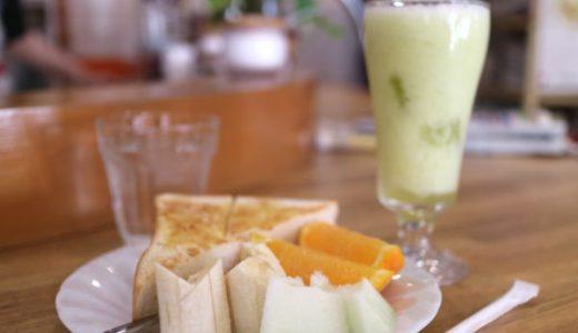 モーニング&かき氷も!老舗果物屋の大須フルーツパーラー「ニワフルーツ」が穴場すぎ