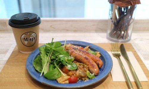 大名古屋ビル「ミールカフェ」ランチがおいしい!朝は何時から並ぶ?メニューは?整理券は?予約は?