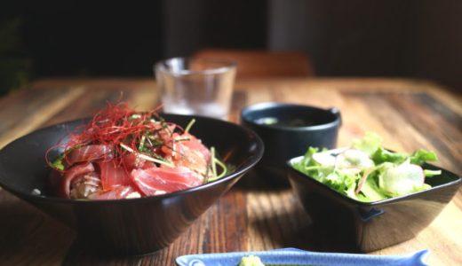 てんこ盛りマグロ丼ランチが880円!伏見「マグロンキッチン」6月オープン!