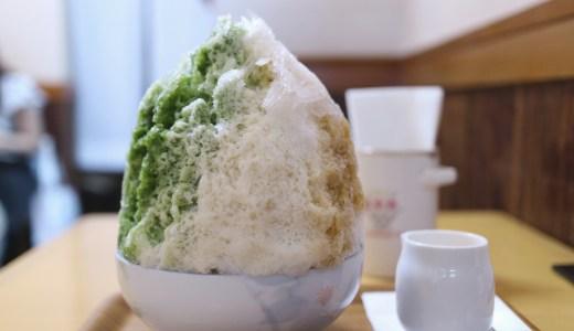 開店前から行列!かき氷「ささやなぎ」名古屋駅近くの名店は4色が一度に味わえる
