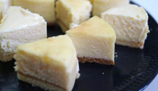 名東『スイーツオブオレゴン』3種チーズケーキ食べ比べ!充実のテイクアウトメニュー!