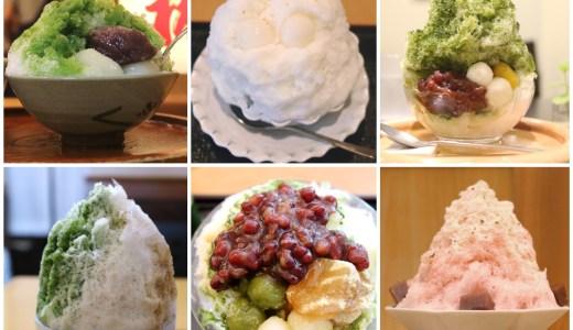 【2018最新】名古屋駅で食べたいかき氷ランキング!グルメライターおすすめ6選