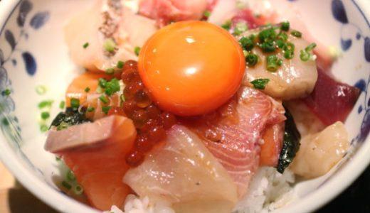 名古屋駅すぐ『めしの助』開店10時前から行列の海鮮丼!?営業時間は?メニューは?何時に並ぶ?
