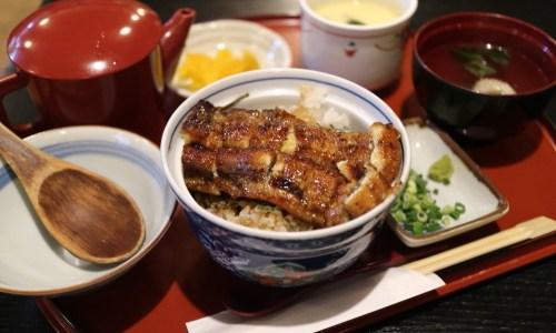 国産鰻ランチが1,000円ポッキリ!大須「うなぎの大松」跡に『うな広』がオープン!