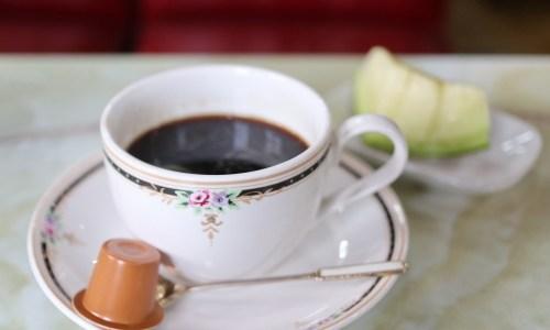 熱田神宮南門前!レトロ喫茶店『サン』はコーヒーにフルーツ付き!熱田神宮周辺ランチもご紹介