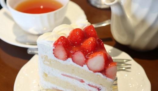 今池『寸心』生ケーキ300円!セットで500円のカフェ⁉まさにスイーツ好きのオアシス
