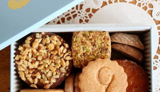 名古屋『ヴァンサン ゲルレ』クッキー缶!軽い食感とバターのコク、シンプルで上質なおいしさ