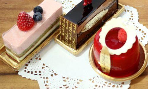 JR名古屋タカシマヤ『ミッシェルブラン』のドゥショコラが至福の味!県外ファン多数、天空カフェでも食べられる!