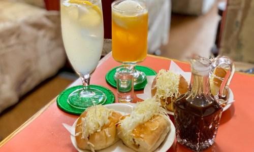 東京・北千住『コーヒーモカ』まったり落ち着くレトロ喫茶店でホットドッグ!