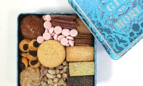 『銀の森 クッキー缶』どんぐりやくま笹?人気プティボワ実食レポ名古屋駅高島屋で予約可、お取り寄せも