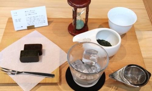『mirume 深緑茶房 』那古野へ移転!丁寧に淹れる日本茶で癒しの時間を!場所やメニューなど