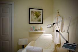 Juno – A European Skin Care Salon - Treatment Room