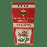 Etja Geranium Essential Oil