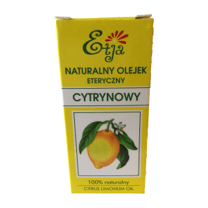 Etja Lemon Essential Oil
