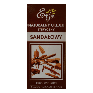 Etja Sandalwood Essential Oil