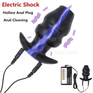 Electro Shock Hollow Plug