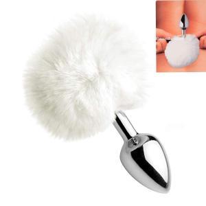 White Bunny Plug