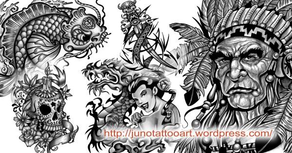 Sleeve Tattoo Designs Drawings