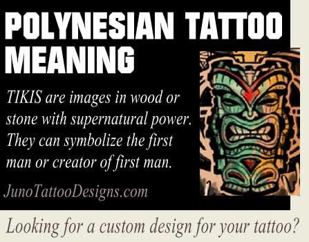 tiki tattoo meaning, polynesian tattoos meaning, poolynesian symbosl meaning, tattoo commissions