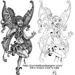 Fairy_tattoo_design_free