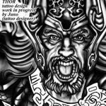 thor tattoo, Juno tattoo designs