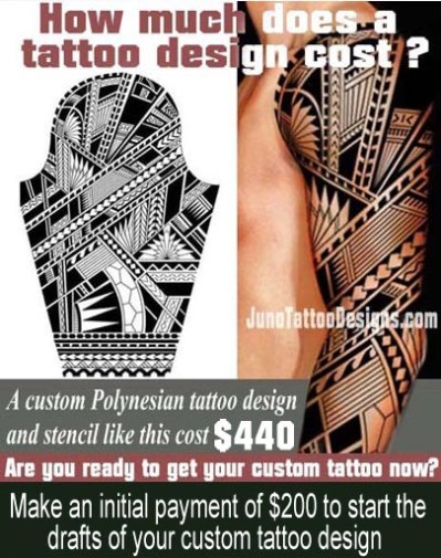 Get Your Custom Tattoo NOW! Tattoo Designer ONLINE
