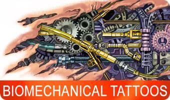 biomechanic tattoo - juno tattoo designs