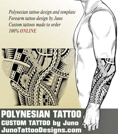 forearm tattoo, male tattoo, arm tattoo, polynesian tattoo, tribal tattoo, juno tattoo designs