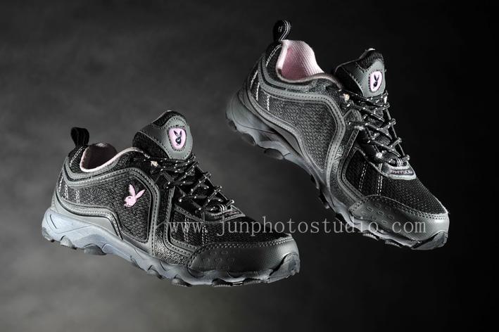 Women running shoes Playboy