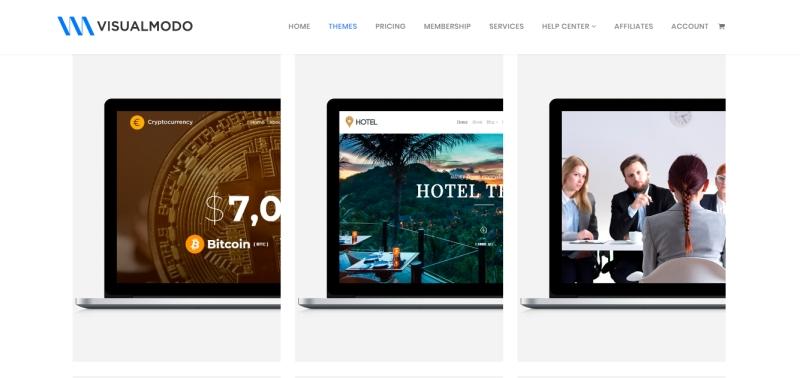 visualmodo website
