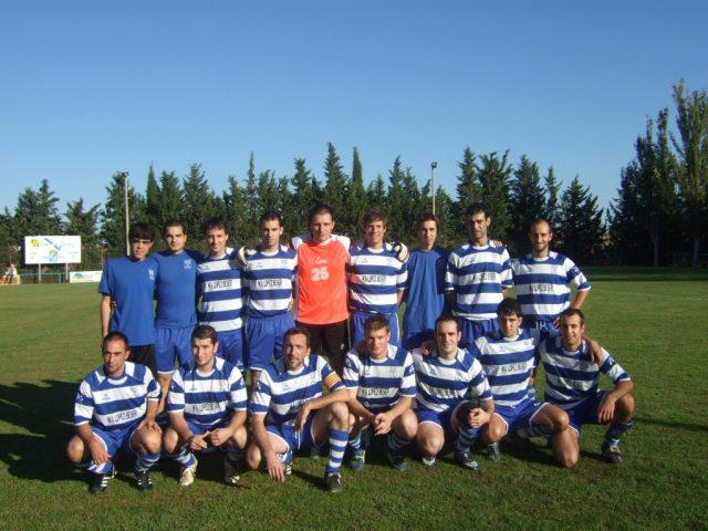 SD Gurrea 1ª regional G2 Temporada 08-09