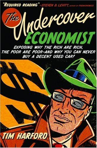 Portada: The Undercover Economist