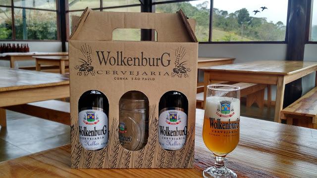 Conheça a Cervejaria Wolkenburg em Cunha-SP