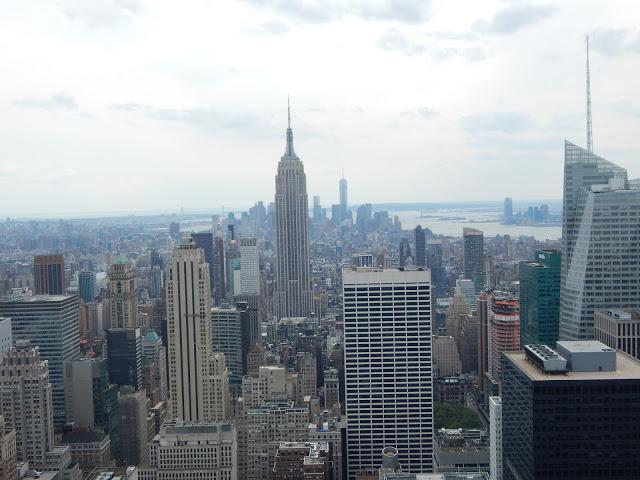 O que fazer em Nova York: Top of the Rock!