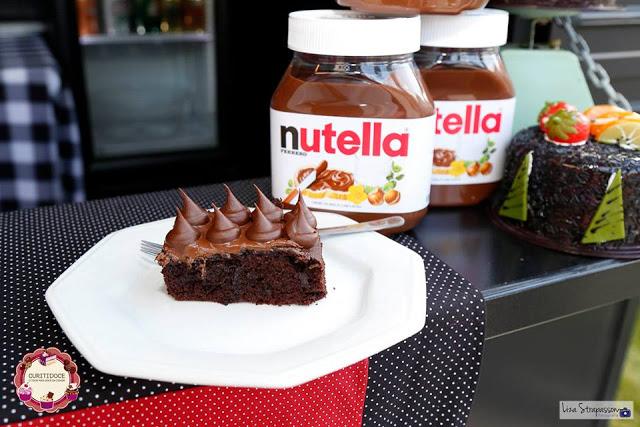 Tour CuritiDoce – Especial Nutella, a atração mais deliciosa de Curitiba!