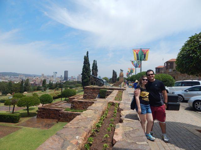 O que fazer em Pretória (África do Sul): Union Buildings, os jardins da residência do presidente
