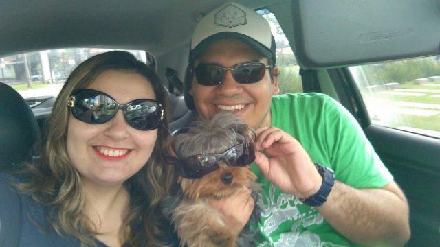 Viagem com cachorro, a nossa primeira experiência!