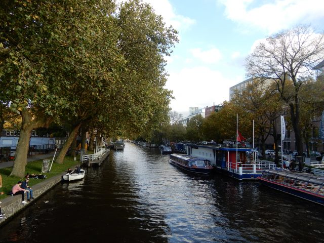 O que fazer em Amsterdam (Holanda): passeio de barco pelos canais