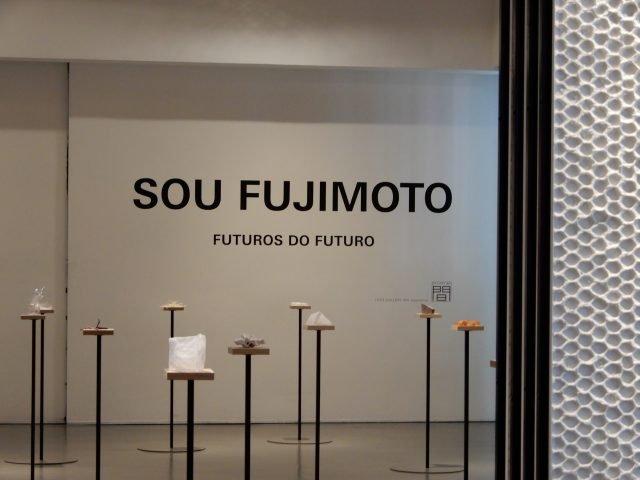 """Japan House: Exposição """"Sou Fujimoto: Futuros do Futuro"""""""