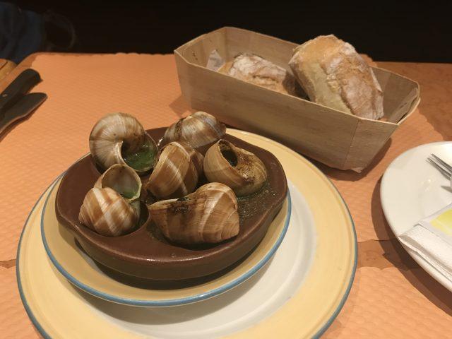 O dia que eu comi escargot em Paris (França)!